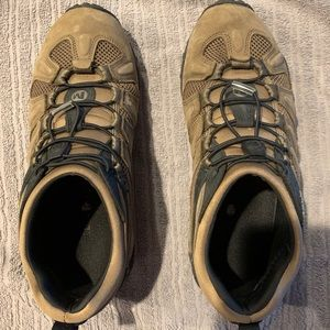 Great hiking or trail shoes